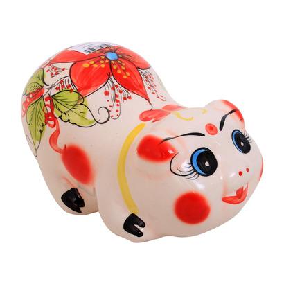 Lợn đất tiết kiệm bao nhiêu tiền