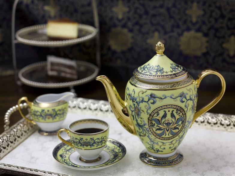 ấm trà minh long đẹp phục vụ apec