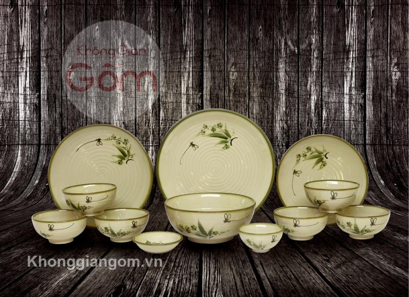 Đại lý bát đĩa đẹp giá rẻ tại Tây Ninh