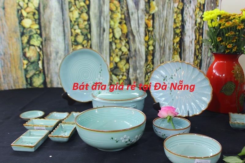Bát đĩa giá rẻ tại Đà Nẵng