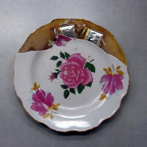 Bát đĩa Trung Quốc nhiễm chì độc