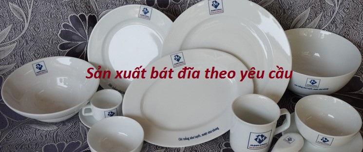 Công ty Gốm Sứ Sáng Tại Việt Nam chuyên sản xuất theo yêu cầu