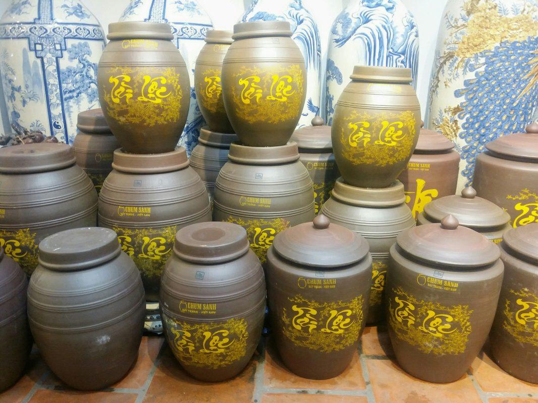 Hũ gạo Tài Lộc tặng quà tân gia nhà mới ý nghĩa