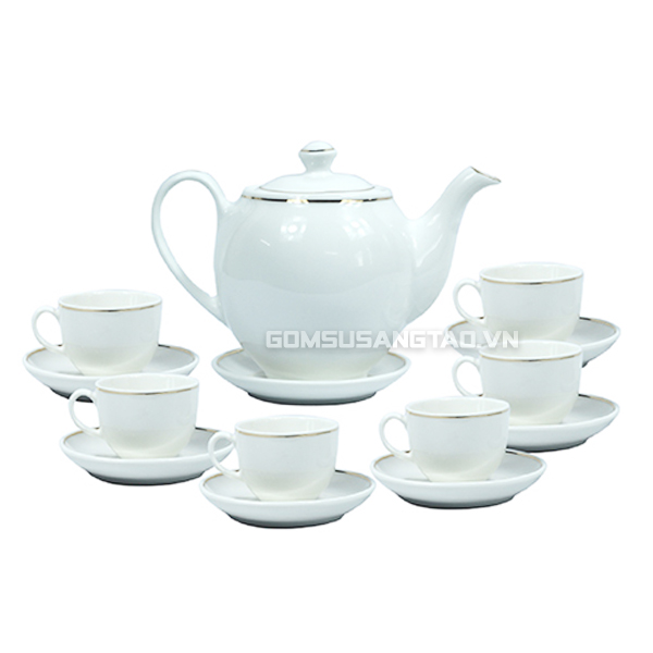 Nhà máy sản xuất ấm trà ấm chén tphcm