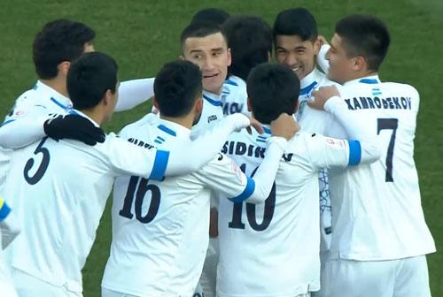 U23 Uzbekistan tự tin có thực lực hơn U23 Việt Nam