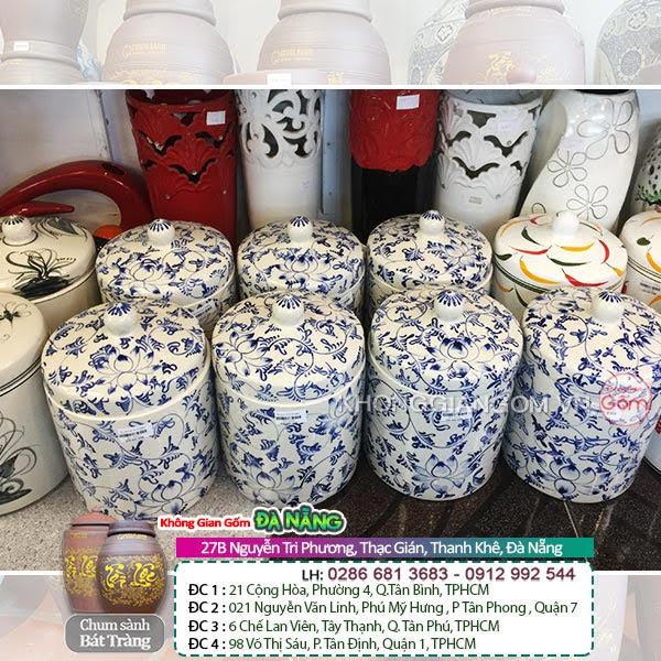 Địa chỉ bán hũ sứ muối dưa tại Đà Nẵng
