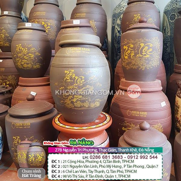 ý nghĩa cách đặt hũ gạo phong thủy mang tài lộc vào nhà - Hũ gạo phong thủy tại Đà Nẵng