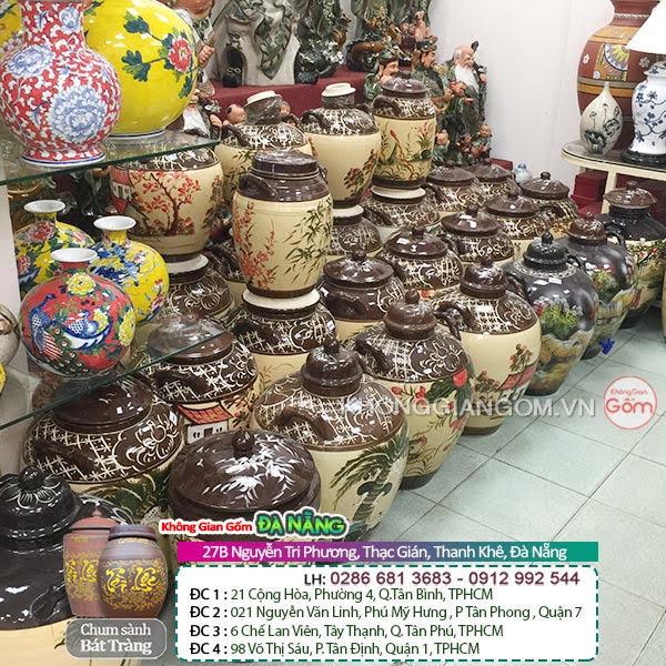 Hũ gạo phong thủy tại Đà Nẵng