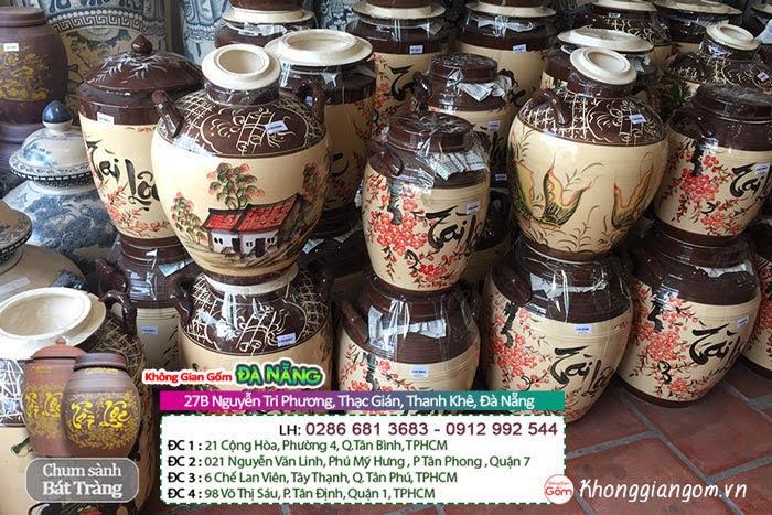 Hũ gạo tài lộc tại Đà Nẵng - Địa chỉ mua hũ gạo Tài Lộc