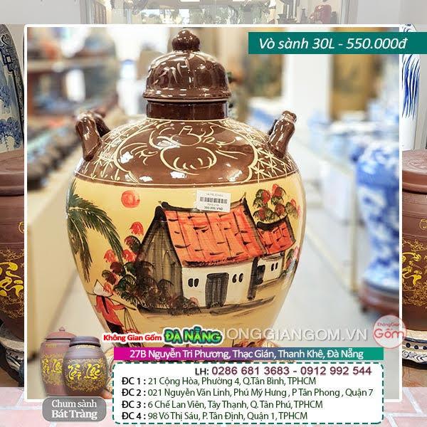 Địa chỉ mua bình ngẩm rượu có vòi tại Quận Tân Bình