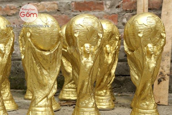 Cup vàng worl cup 2018 được sản xuất ở đâu tại Việt Nam