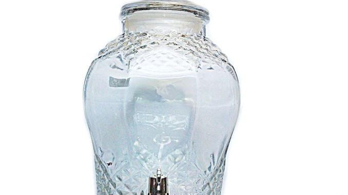 bình thủy tinh ngâm rượu 50l