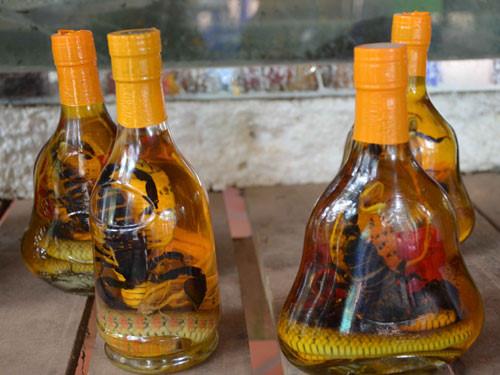 rượu rắn ngâm bao lâu thì uống được 2
