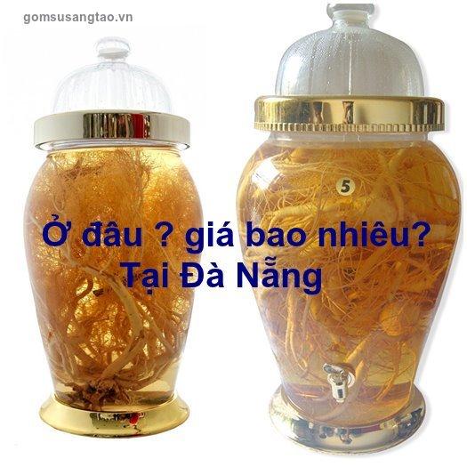 Mua bình thủy tinh ngâm rượu ở đâu? giá bao nhiêu - Bình thủy tinh ngâm rượu 10L tại Đà Nẵng