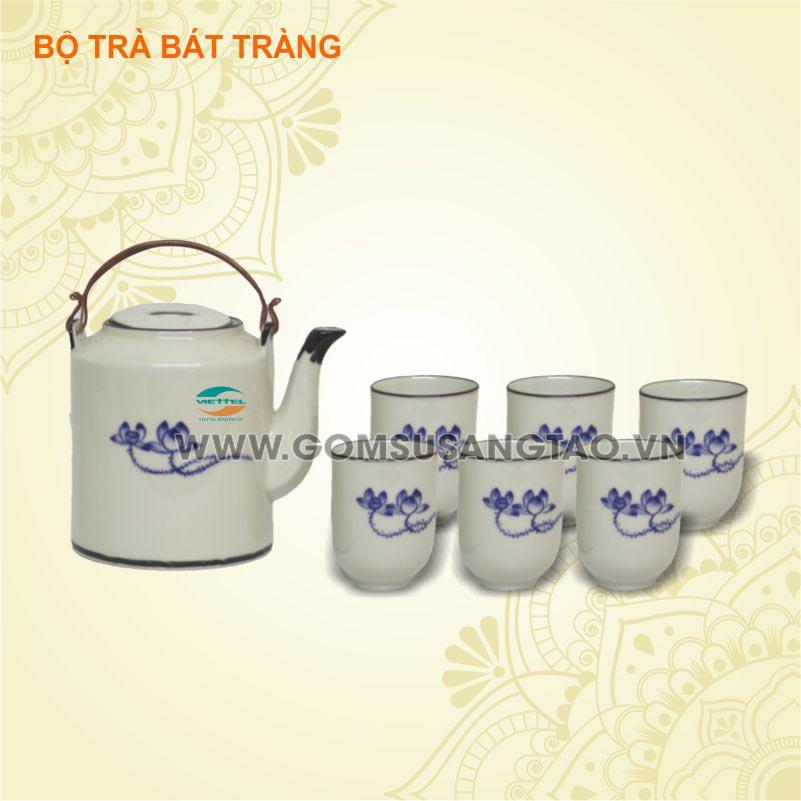 Đặt in logo lên ấm chén là lựa chọn chính xác, mang lại rất nhiều lợi ích cho doanh nghiệp bạn. Quà tặng gốm sứ in logo đẹp là một món quà tặng lịch sự, sang trọng và còn mang ý nghĩa truyền thống dân tộc quý báu. Các doanh nghiệp chọn bộ ấm trà in logo làm quà tặng còn tạo được ấn tượng tốt đối với người tiêu dùng Việt.