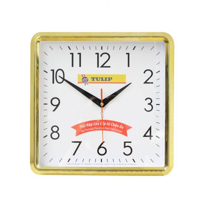 Xưởng sản xuất đồng hồ để bàn, đặt đồng hồ theo yêu cầu, in logo làm quà tặng đại hội